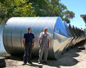 12 x Tanks for Winery