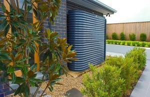 Slimline 4,000L Water Tank