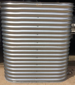 Tankworks Slimline 1,000L water tank 3